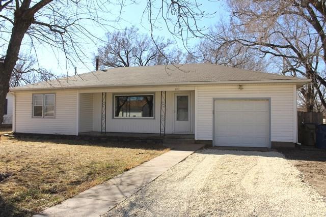 125 N Ohio St, Benton, KS 67017 (MLS #548340) :: Select Homes - Team Real Estate
