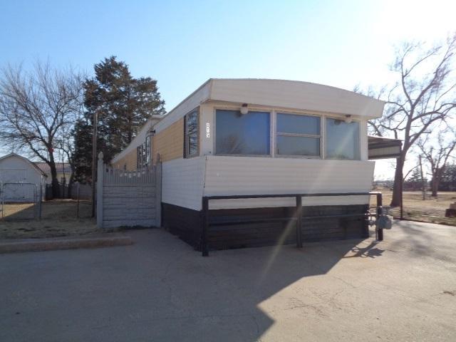 417 Robinson St, Kiowa, KS 67070 (MLS #548575) :: Better Homes and Gardens Real Estate Alliance