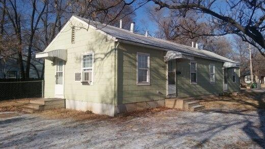 2413 S Roosevelt St, Wichita, KS 67210 (MLS #548699) :: On The Move