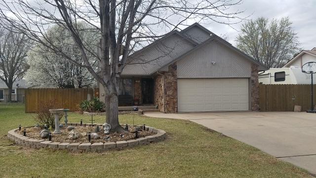 309 N Cardington St, Wichita, KS 67212 (MLS #548845) :: Select Homes - Team Real Estate