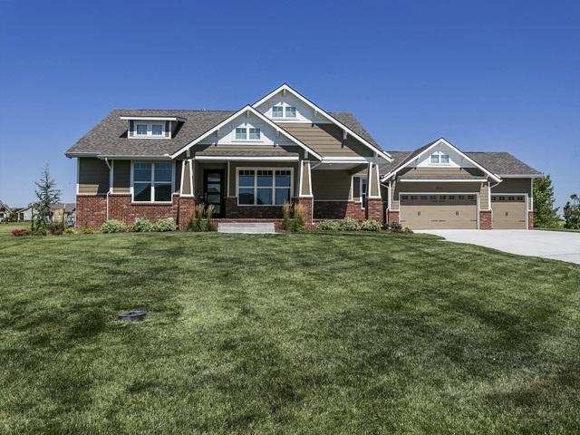6910 E Summerside, Wichita, KS 67226 (MLS #548935) :: Select Homes - Team Real Estate