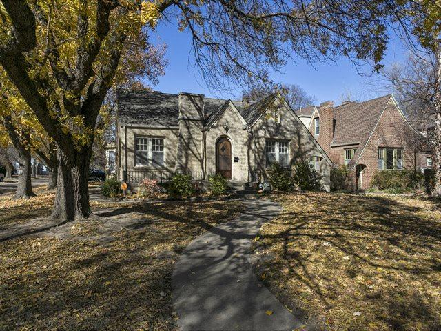 1501 N Woodrow Ave, Wichita, KS 67203 (MLS #549197) :: Wichita Real Estate Connection