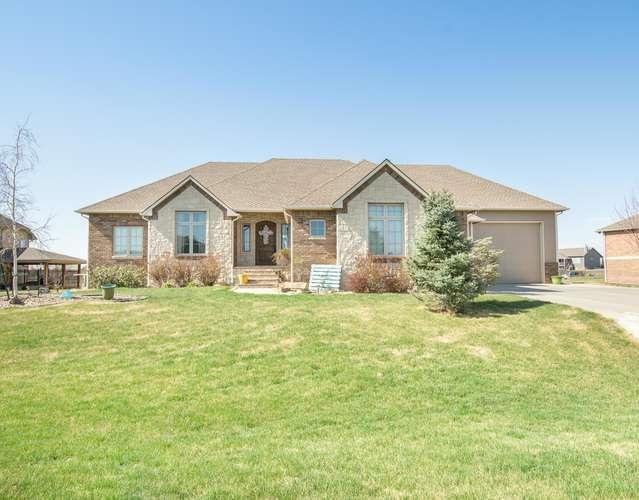 2112 N Clearstone St, Goddard, KS 67052 (MLS #549232) :: Better Homes and Gardens Real Estate Alliance