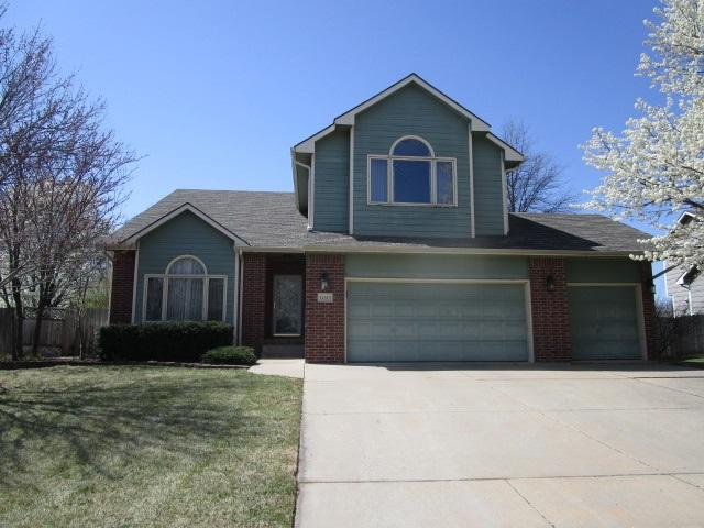 12513 W Kenny Cir, Wichita, KS 67235 (MLS #549273) :: Wichita Real Estate Connection