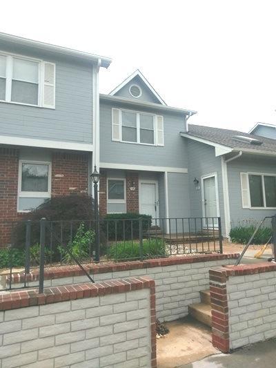 101 S Rock Rd #58, Derby, KS 67037 (MLS #549338) :: Select Homes - Team Real Estate