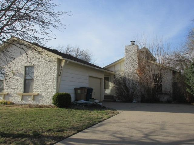 6416 E Rodeo Street, Bel Aire, KS 67226 (MLS #549390) :: Glaves Realty