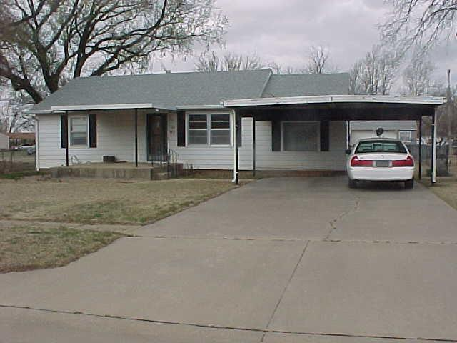 213 N Graphic St, Attica, KS 67009 (MLS #549787) :: ClickOnHomes | Keller Williams Signature Partners