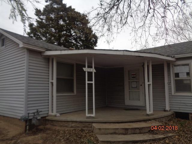 1742 S Euclid, Wichita, KS 67213 (MLS #549806) :: Wichita Real Estate Connection