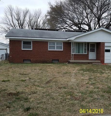 1519 W Greenfield, Wichita, KS 67217 (MLS #549904) :: Glaves Realty
