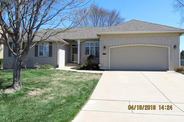 4116 N Ironwood, Wichita, KS 67226 (MLS #549917) :: Select Homes - Team Real Estate