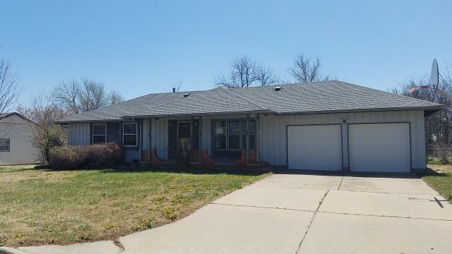 601 E 4th St, Goddard, KS 67052 (MLS #550125) :: Select Homes - Team Real Estate