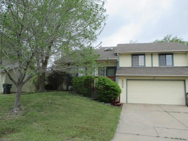 2003 S Rosalie St, Wichita, KS 67207 (MLS #550519) :: Select Homes - Team Real Estate