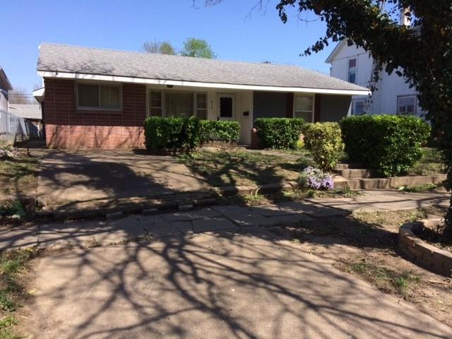 614 S C, Arkansas City, KS 67005 (MLS #550579) :: Wichita Real Estate Connection