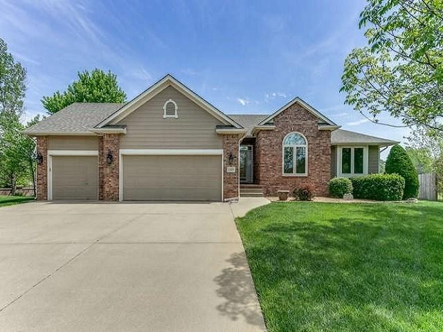 1429 E Box Elder Ct, Derby, KS 67037 (MLS #550886) :: Better Homes and Gardens Real Estate Alliance