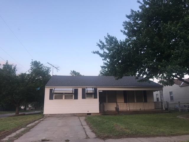 2502 S Greenwood Ave., Wichita, KS 67216 (MLS #551168) :: Select Homes - Team Real Estate