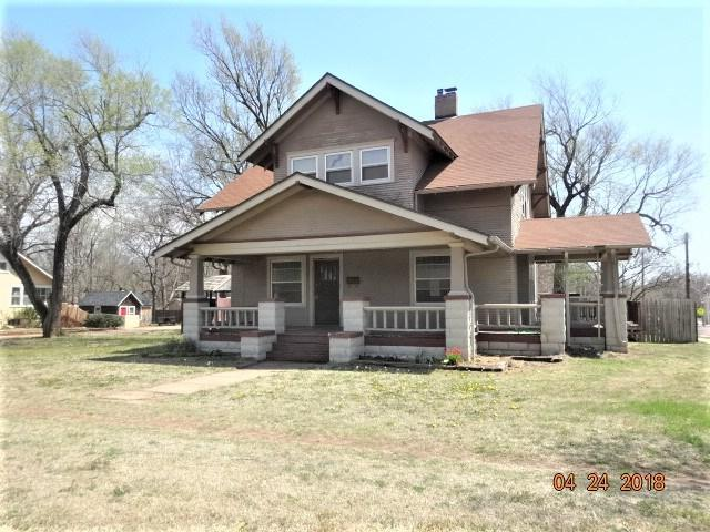 1100 State Street 1100 N STATE ST, Augusta, KS 67010 (MLS #551464) :: Select Homes - Team Real Estate