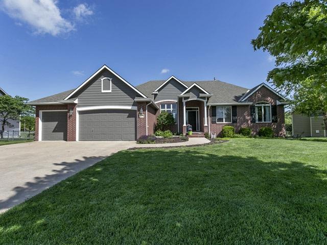 15704 W Hendryx, Goddard, KS 67052 (MLS #551653) :: Better Homes and Gardens Real Estate Alliance