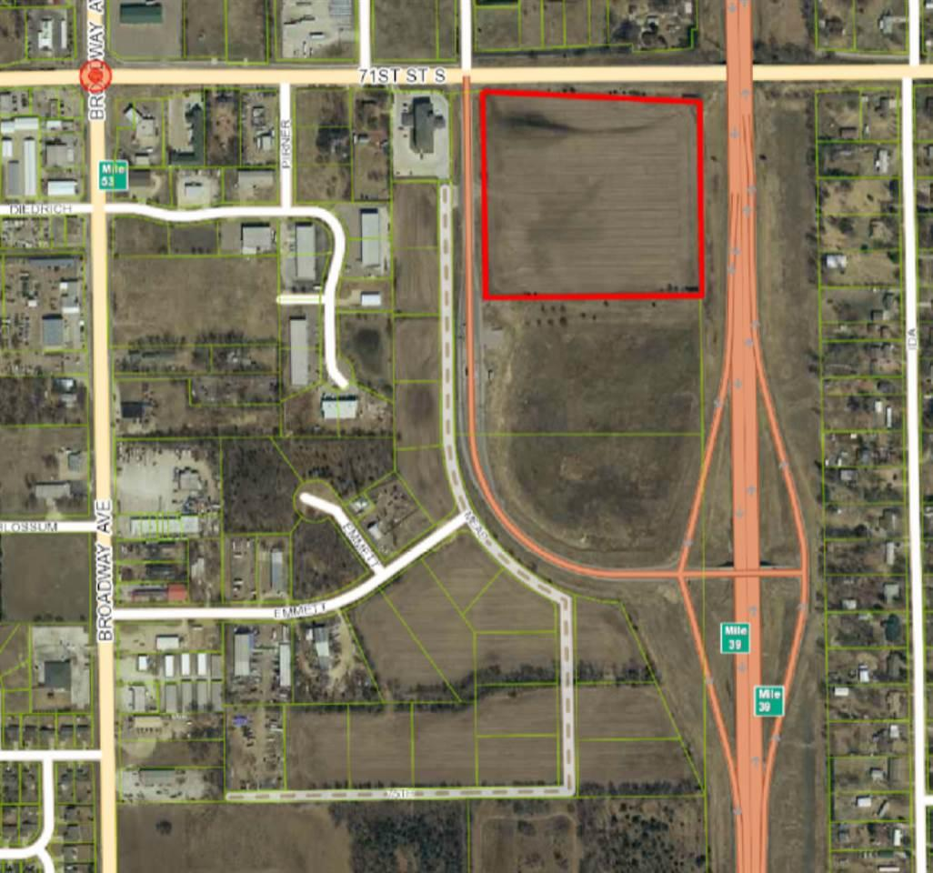 Lot Lot Lot 1 Block A Haysville Industrial Park 2nd Ad - Photo 1