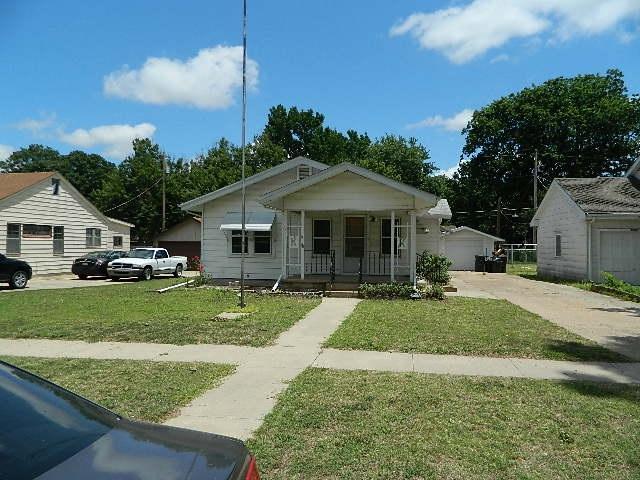 1324 N 3rd, Arkansas City, KS 67005 (MLS #552893) :: Wichita Real Estate Connection