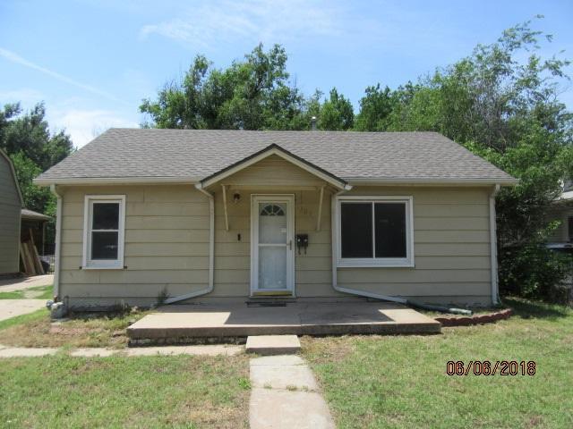1309 S Edwards Ave, Wichita, KS 67213 (MLS #552999) :: Select Homes - Team Real Estate