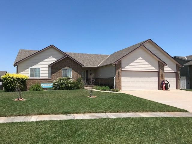 2506 Eastridge, Goddard, KS 67052 (MLS #553139) :: Select Homes - Team Real Estate