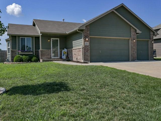 6992 N Wendell St, Park City, KS 67219 (MLS #553176) :: Better Homes and Gardens Real Estate Alliance