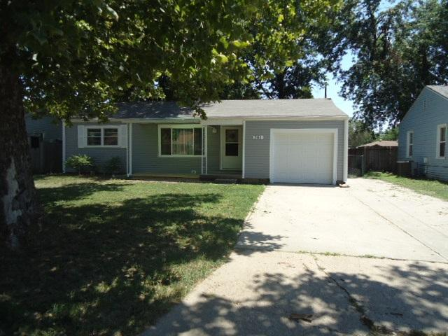 361 W 4th St, Haysville, KS 67060 (MLS #554376) :: Select Homes - Team Real Estate