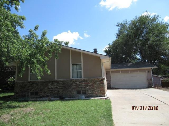 1907 E Ravena, Park City, KS 67219 (MLS #554791) :: Better Homes and Gardens Real Estate Alliance