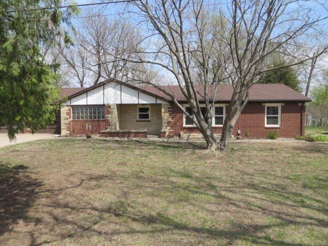 15834 SW Butler Rd, Rose Hill, KS 67133 (MLS #554985) :: Better Homes and Gardens Real Estate Alliance