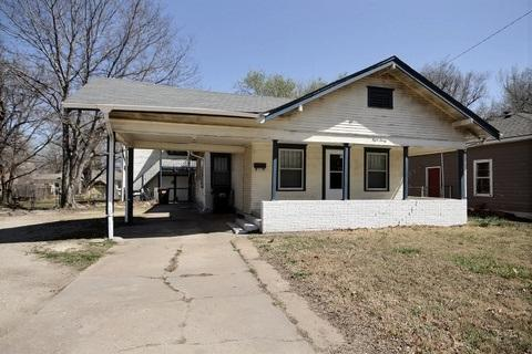 830 N Pershing St, Wichita, KS 67208 (MLS #555148) :: On The Move