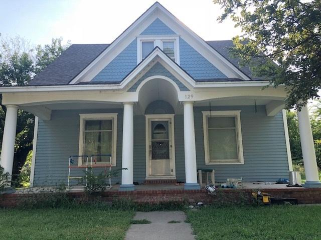 129 S Cranmer St, Conway Springs, KS 67031 (MLS #555529) :: Select Homes - Team Real Estate