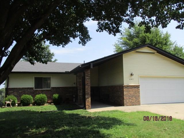 642 Marmaton Rd, El Dorado, KS 67042 (MLS #555549) :: Select Homes - Team Real Estate