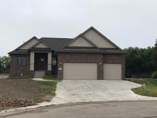 1005 E Rosemont Ct, Andover, KS 67002 (MLS #558338) :: Wichita Real Estate Connection