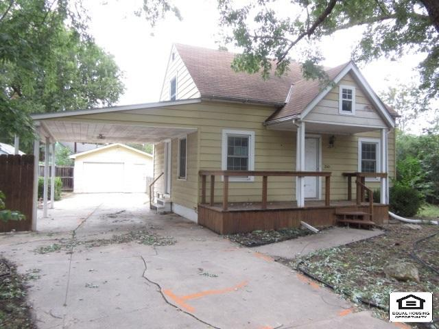 2610 S Mason Ter, Wichita, KS 67216 (MLS #558434) :: Better Homes and Gardens Real Estate Alliance