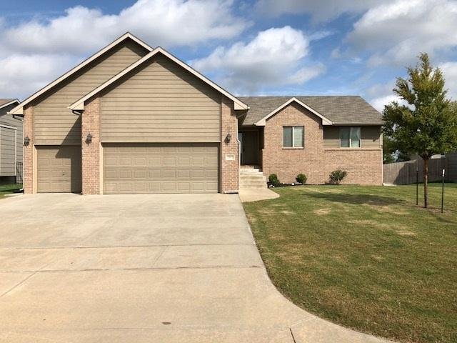 1902 E Aster St, Andover, KS 67002 (MLS #558482) :: On The Move