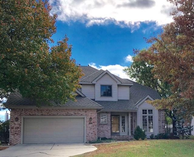 2530 N Fox Run Ct, Wichita, KS 67226 (MLS #559193) :: On The Move