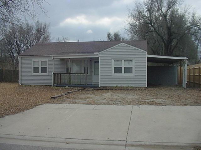 1409 E Alta Ave, Wichita, KS 67216 (MLS #559882) :: On The Move