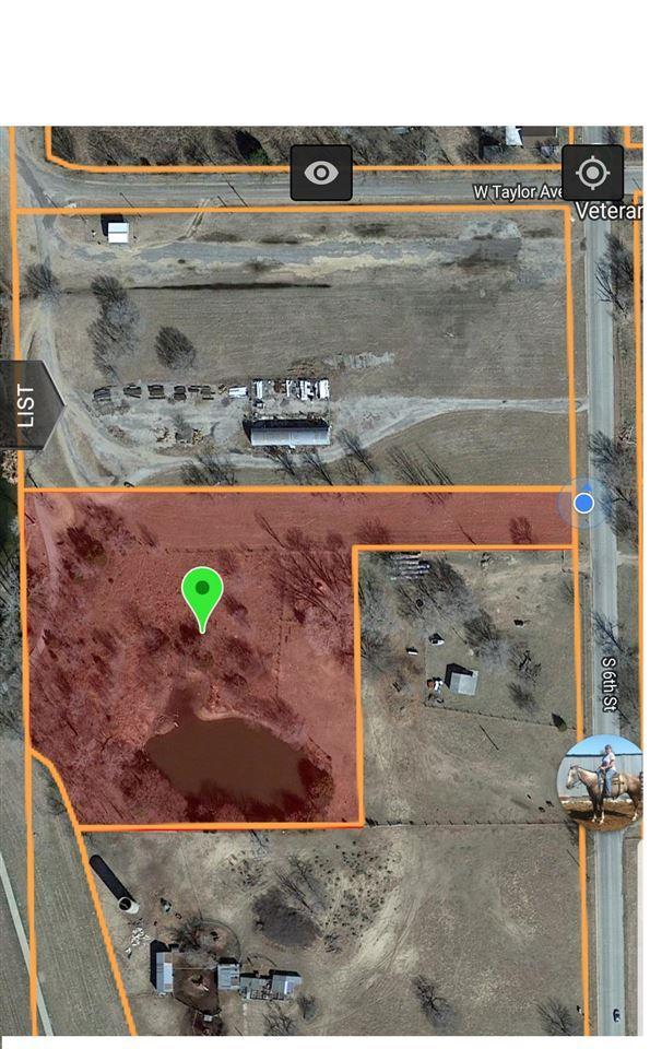 S 6th St, Arkansas City, KS 67005 (MLS #561005) :: Wichita Real Estate Connection