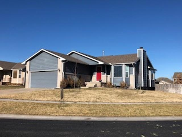 1524 N Cleary Ln, Goddard, KS 67052 (MLS #561160) :: Wichita Real Estate Connection