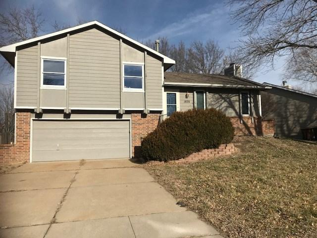 1870 N Cheryl Ct, Wichita, KS 67212 (MLS #561935) :: Wichita Real Estate Connection