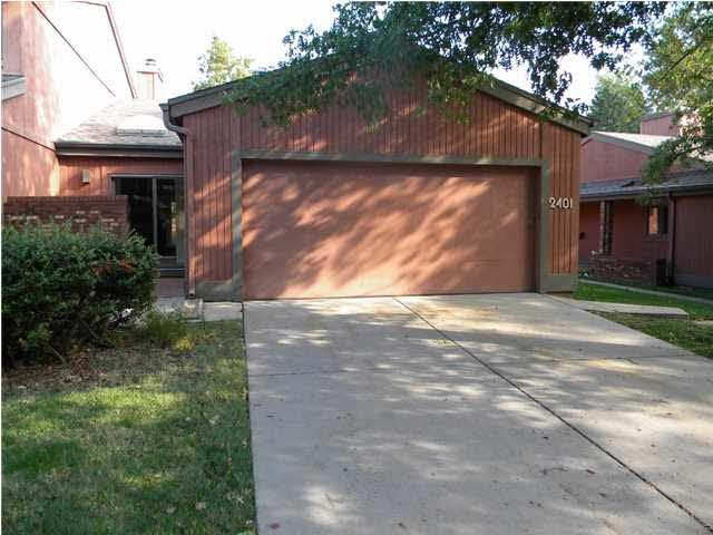 1441 N Rock Rd #2401, Wichita, KS 67206 (MLS #561937) :: On The Move