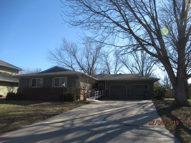 8515 E Lockmoor Cir, Wichita, KS 67207 (MLS #562227) :: On The Move
