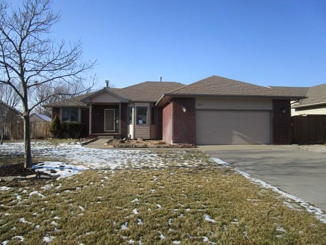 10610 W Westport St, Wichita, KS 67212 (MLS #562717) :: Graham Realtors