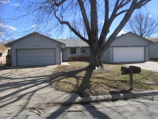 1420 N Smith Cir, Wichita, KS 67212 (MLS #563598) :: On The Move