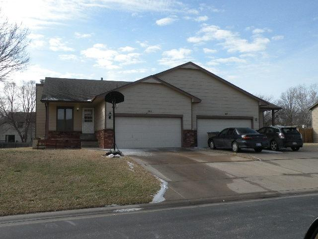 141 & 147 N Osage Rd, Derby, KS 67037 (MLS #563717) :: On The Move