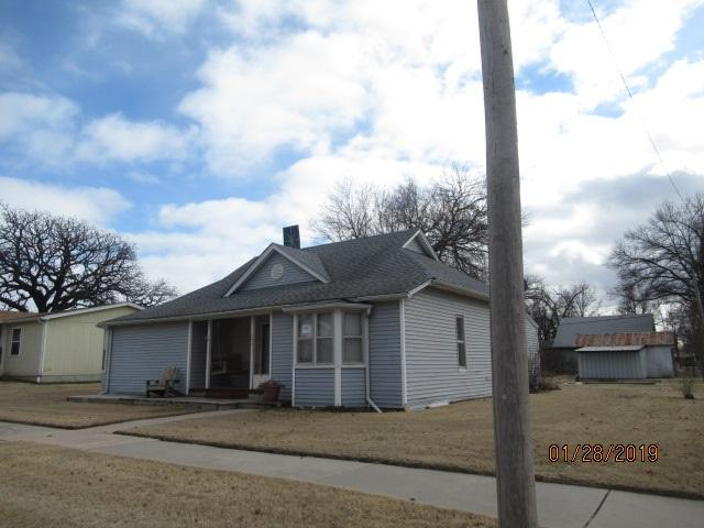 225 W Krehbiel, Moundridge, KS 67107 (MLS #563961) :: On The Move