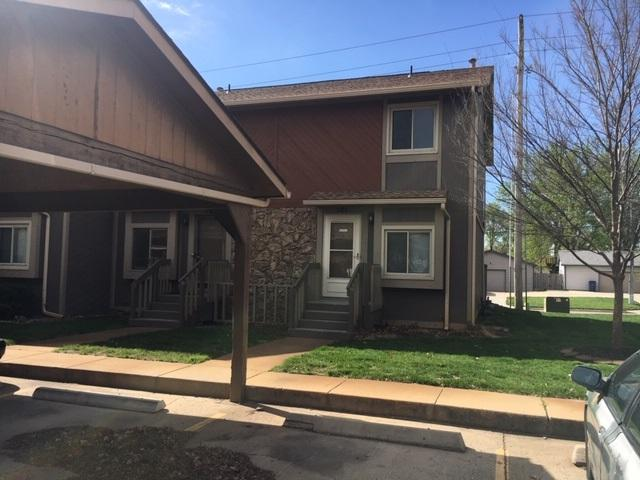 1530 N Smith Cir #501, Wichita, KS 67212 (MLS #565114) :: On The Move