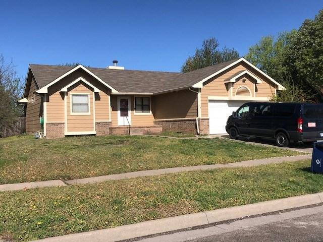 403 N Woodchuck Ln, Wichita, KS 67212 (MLS #565448) :: On The Move