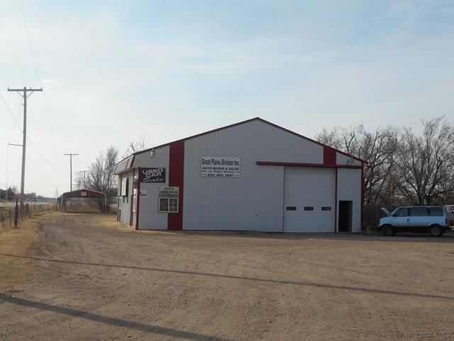 1133 S Mcpherson Ave, Burrton, KS 67020 (MLS #565721) :: On The Move