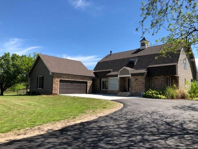 14110 SW Ruth Rd, Rose Hill, KS 67133 (MLS #565895) :: On The Move
